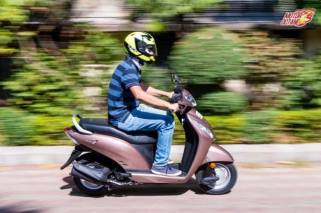 Scooter - Basic scooter training